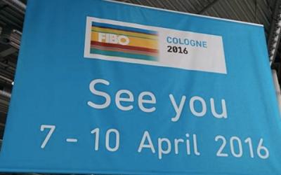 Wir wünschen allen viel Spaß auf der FIBO 2016